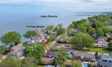 11 Peel Street, St. Catharines, ON, 2 Bedrooms Bedrooms, ,2 BathroomsBathrooms,Residential,For Sale,Peel,30809032